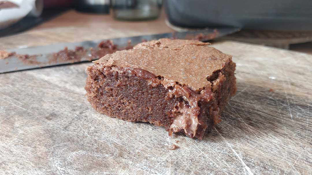 Brownie de Suchard